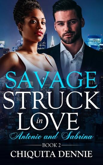 Antonio and Sabrina Struck in Love 2 - cover