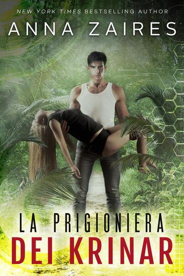 La Prigioniera dei Krinar - cover