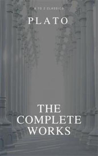 The Complete Plato - cover