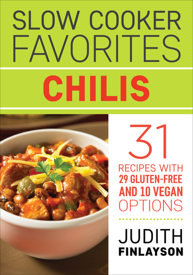 Slow Cooker Favorites: Chilis - cover
