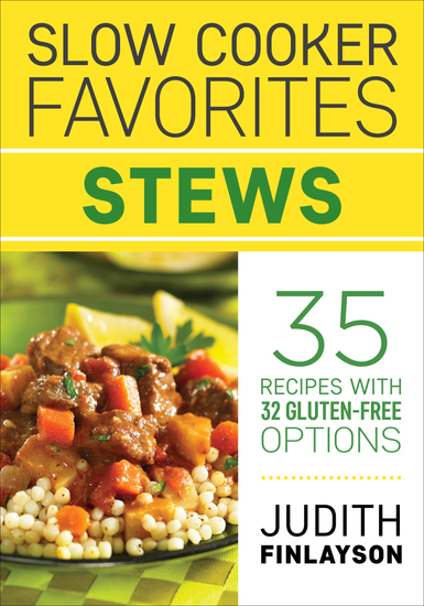 Slow Cooker Favorites: Stews - cover