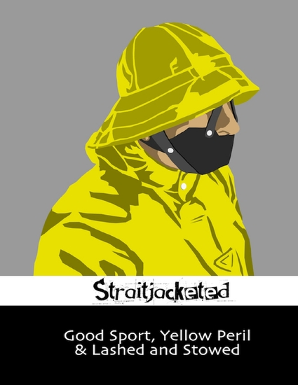 Good Sport Yellow Peril & Lashed and Stowed - cover