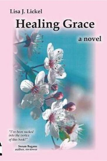 Healing Grace - a novel - cover