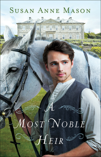 A Most Noble Heir - cover