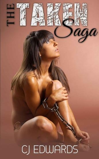 The Taken Saga - cover