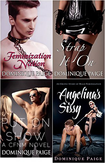 FemDom Bundle: Sissies Pegging and Feminization - cover