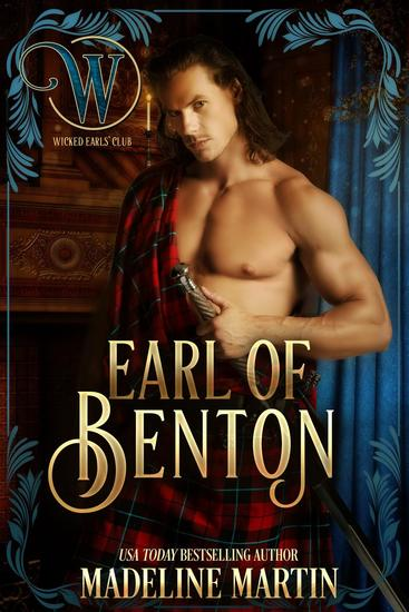 Earl of Benton - Wicked Earls' Club - cover