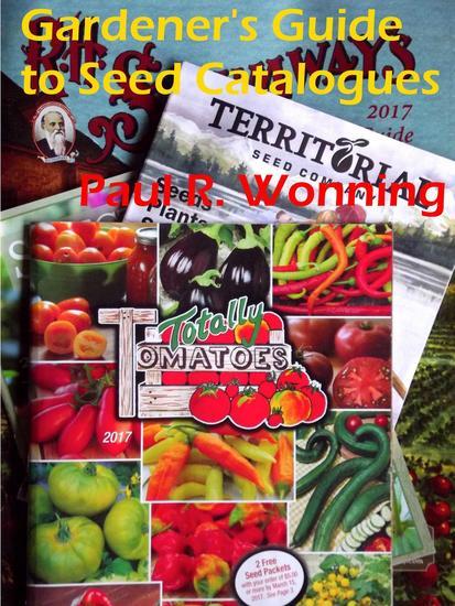 Gardener's Guide to Seed Catalogs - Gardener's Guide Series #4 - cover