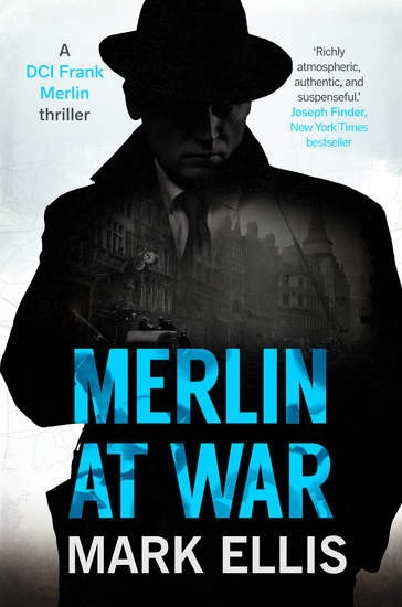 Merlin at War - A DCI Frank Merlin Novel - cover