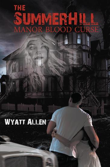 The Summerhill Manor - Blood Curse - cover