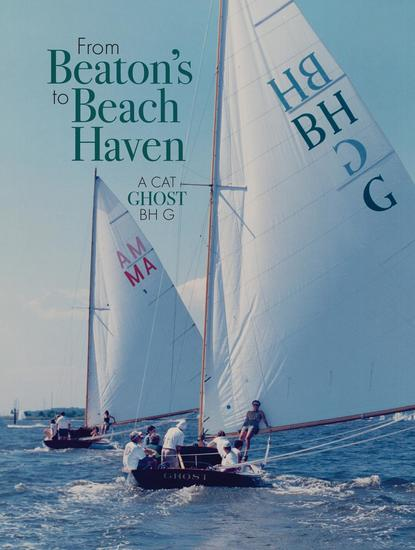From Beaton's to Beach Haven - A Cat Ghost BH G - cover