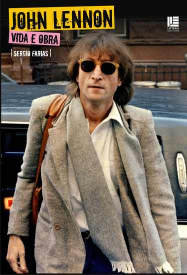 John Lennon - Vida e Obra - cover