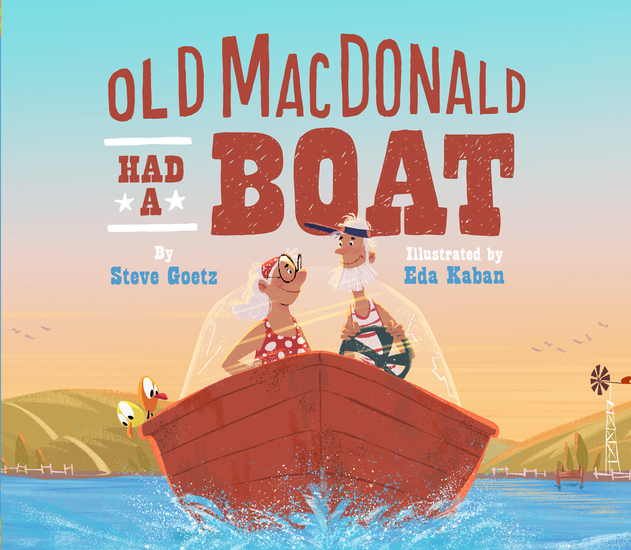 Old MacDonald Had a Boat - cover