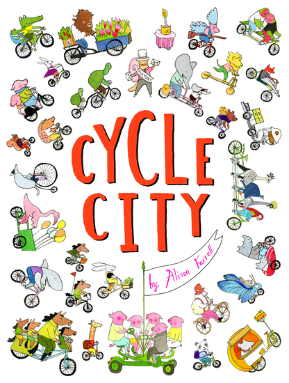 Cycle City - cover