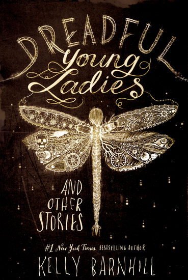 Dreadful Young Ladies and Other Stories - cover