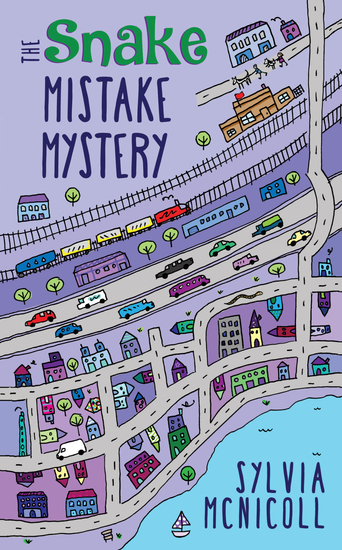 The Snake Mistake Mystery - The Great Mistake Mysteries - cover