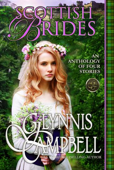 Scottish Brides: An Anthology - cover