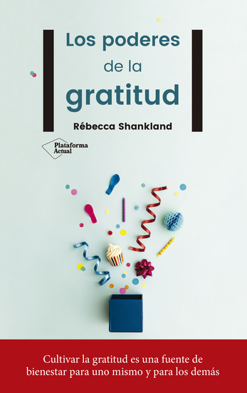 Los poderes de la gratitud - cover