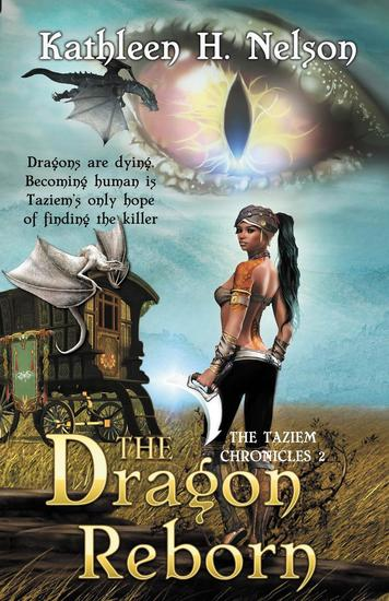 The Dragon Reborn - The Taziem Chronicles - cover