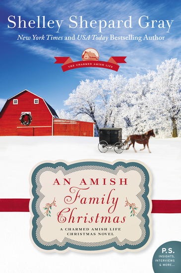 An Amish Family Christmas - A Charmed Amish Life Christmas Novel - cover