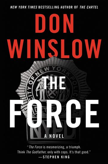 The Force - A Novel - cover