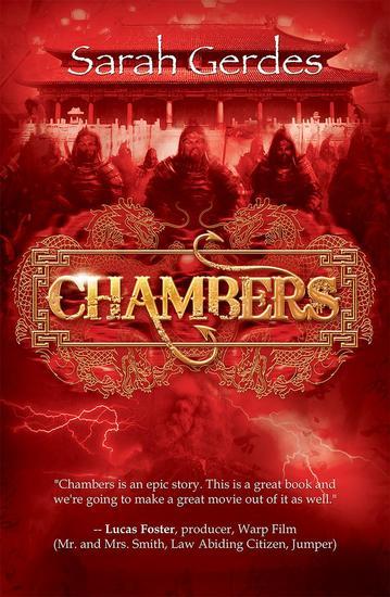 Chambers - Chambers Series #1 - cover