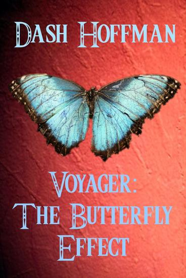 Voyager: The Butterfly Effect - cover