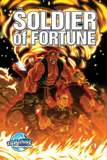 Soldiers Of Fortune #1 - cover