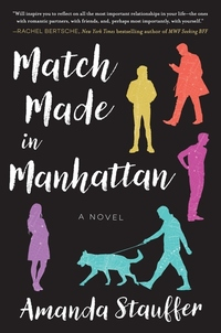 Books for 2018: Read Match Made in Manhattan by Amanda Stauffer online on 24symbols