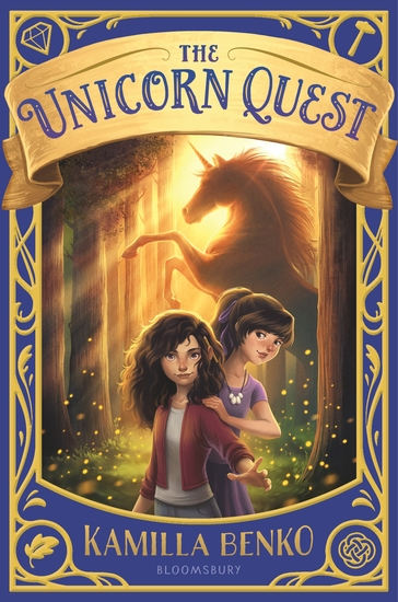 The Unicorn Quest - cover
