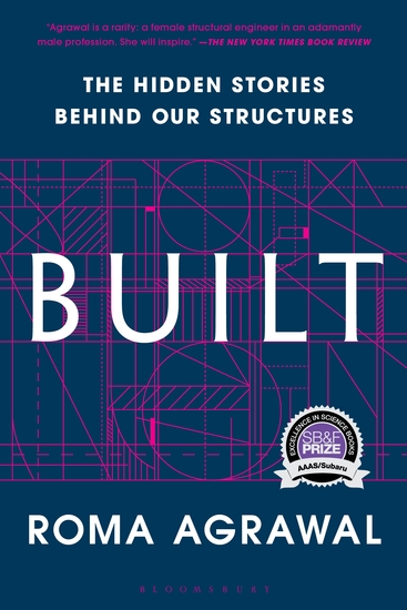 Built - The Hidden Stories Behind our Structures - cover