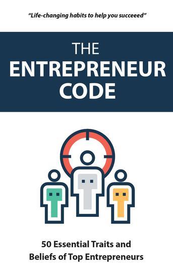 The Entrepreneur Code - cover
