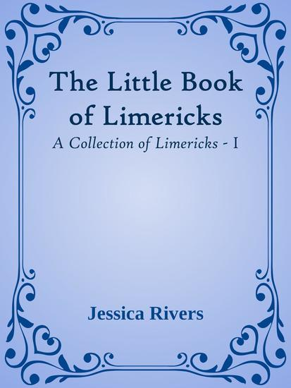 The Little Book of Limericks - A Collection of Limericks #1 - cover