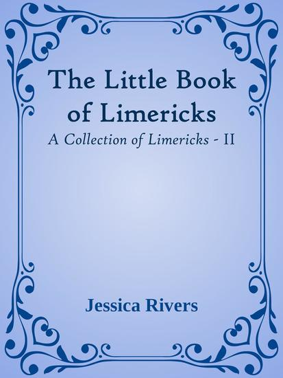 The Little Book of Limericks - A Collection of Limericks #2 - cover
