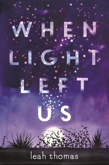When Light Left Us - cover
