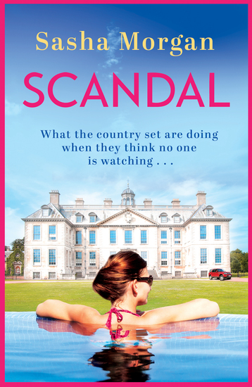 A Country Scandal - A sexy scandalous page-turner - cover