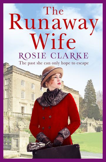 The Runaway Wife - A powerful and gritty saga set in 1920's London - cover