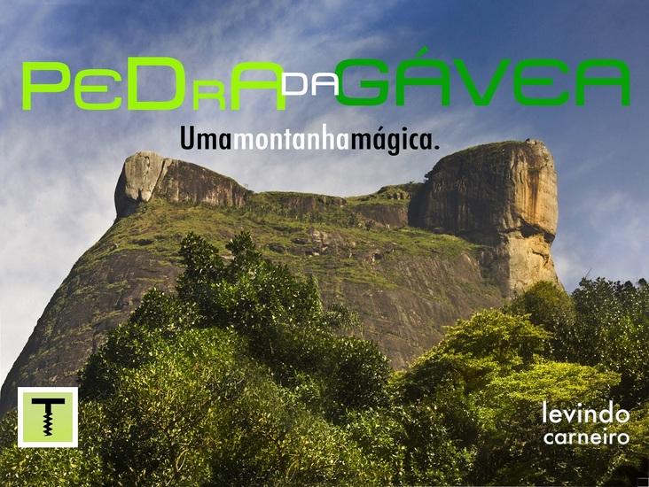 Pedra da Gávea - A montanha Mágica - cover