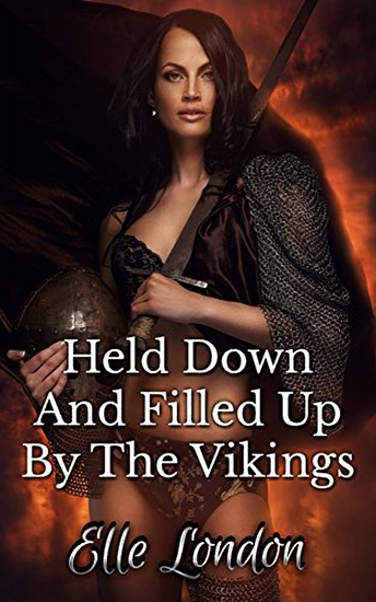Held Down And Filled Up By The Vikings - cover