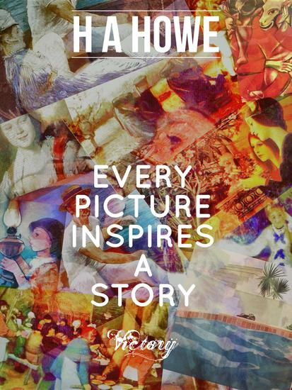 Every Picture Inspires A Story - cover