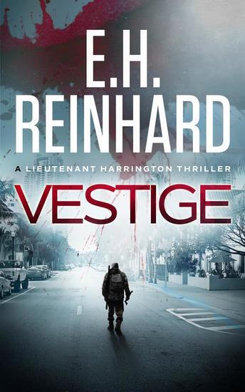 Vestige - The Lieutenant Harrington Series #3 - cover