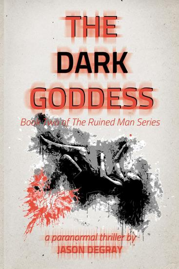 The Dark Goddess - cover