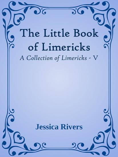 The Little Book of Limericks - A Collection of Limericks #5 - cover