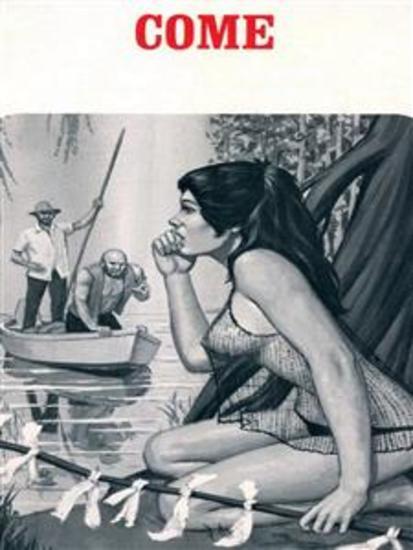 Come (Vintage Erotic Novel) - cover