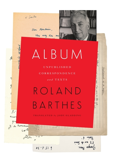 Album - Unpublished Correspondence and Texts - cover