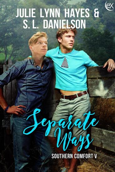 Separate Ways - Southern Comfort #5 - cover