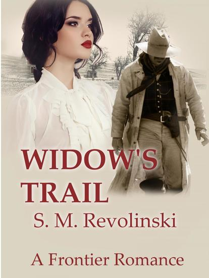 Widow's Trail - cover