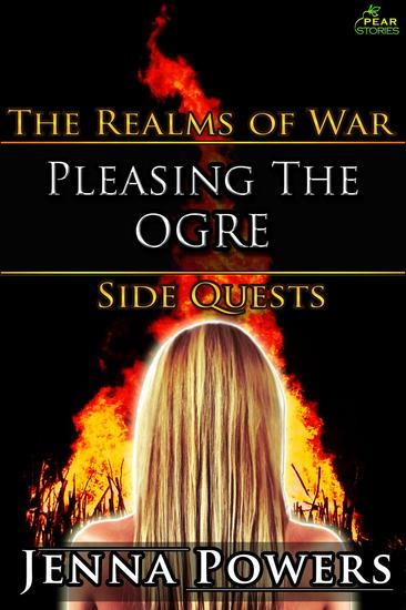 Pleasing the Ogre - The Realms of War Side Quests #5 - cover
