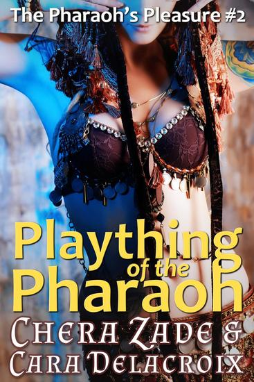 Plaything of the Pharaoh - The Pharaoh's Pleasure - cover