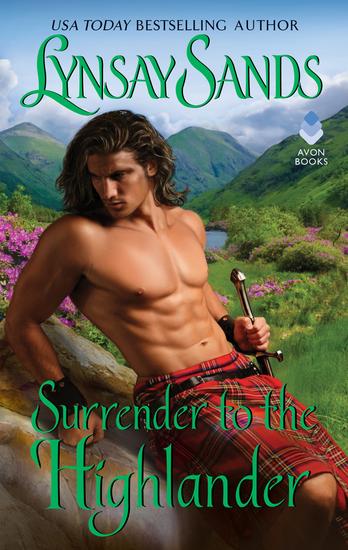 Surrender to the Highlander - Highland Brides - cover